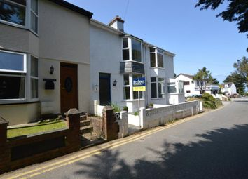 Thumbnail 3 bed terraced house for sale in Mayfield Terrace, Carbis Bay, St. Ives, Cornwall