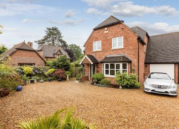 Thumbnail 4 bed detached house for sale in Manor Lodge Road, Rowland's Castle