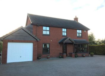 Thumbnail 4 bed detached house for sale in Kings Acre, Hereford