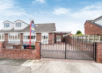 3 bed bungalow for sale in Launceston Drive, Sunderland, Tyne And Wear SR3