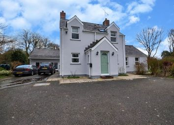 Thumbnail 4 bed detached house for sale in Summerhill Lane, Manorbier Newton, Tenby