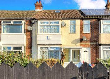 Thumbnail 2 bed terraced house for sale in Hedon Road, Hull, East Yorkshire