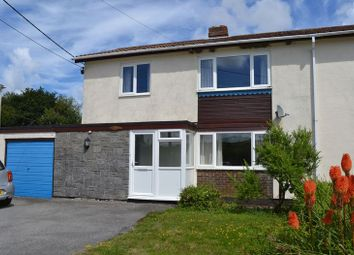 Thumbnail 3 bed semi-detached house for sale in Egloskerry, Launceston