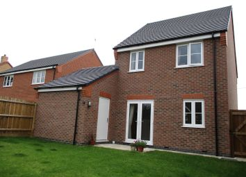 Thumbnail 3 bed detached house for sale in Peers Way, Huncote, Huncote