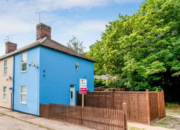Thumbnail 2 bed end terrace house for sale in Milton Road North, Stowmarket