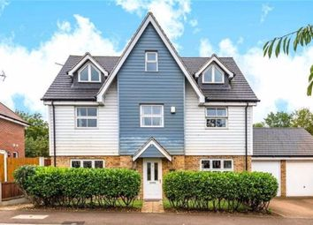 Thumbnail 5 bed property to rent in Hambledines, Giffard Park, Milton Keynes