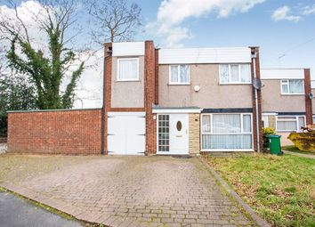 Thumbnail 4 bed terraced house for sale in Cherrydale, Watford