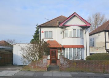 Thumbnail 3 bed detached house for sale in St. Marys Crescent, London