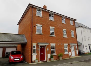 Thumbnail 4 bed semi-detached house for sale in Snowdrop Street, Wymondham