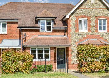 Thumbnail 2 bed terraced house for sale in The Green, Stoke Hammond, Milton Keynes