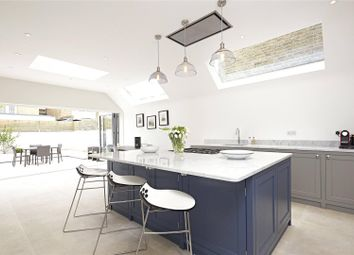 Thumbnail 4 bedroom terraced house for sale in Peterborough Road, Parsons Green, Fulham, London