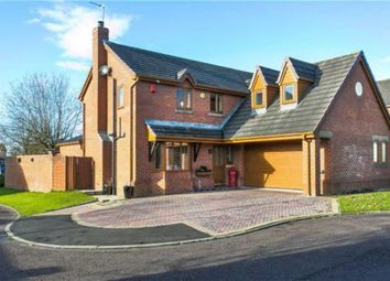 Thumbnail 5 bed detached house for sale in Broom Field, Bowgreave, Preston