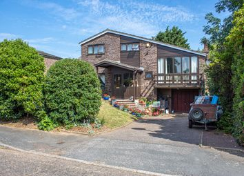 Thumbnail 5 bed detached house for sale in The Spinney, Beccles