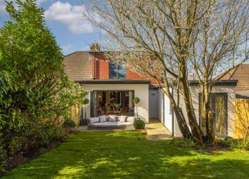 Bower Hill Close, South Nutfield, Redhill RH1. 3 bed bungalow for sale
