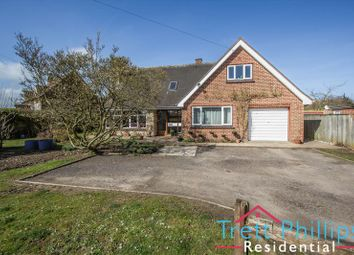 Thumbnail 4 bed detached house for sale in Heath Road, Hickling, Norwich
