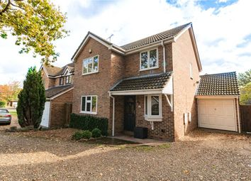 Thumbnail 3 bed detached house for sale in Swepstone Close, Lower Earley, Reading