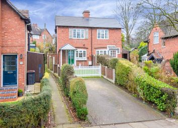 Thumbnail 2 bed semi-detached house to rent in Carless Avenue, Harborne, Birmingham