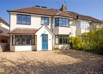 Waverley Lane, Farnham, Surrey GU9. 5 bed semi-detached house for sale