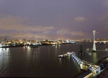 Thumbnail 1 bed flat to rent in Upper Riverside, Greenwich