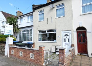 Thumbnail 3 bed terraced house for sale in Croyland Road, Edmonton, London