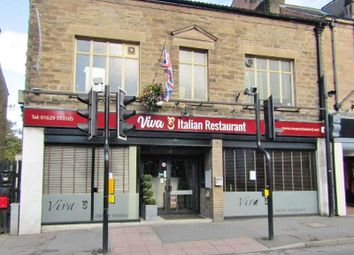 Thumbnail Restaurant/cafe for sale in 27-29 Dale Road, Matlock