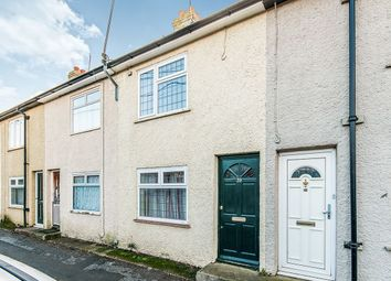 Thumbnail 2 bed terraced house for sale in Ross Gardens, Rough Common, Canterbury