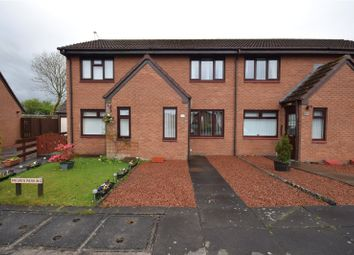 Thumbnail 1 bedroom terraced house for sale in Locher Crescent, Houston, Johnstone, Renfrewshire