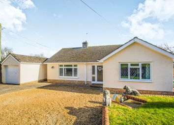 Thumbnail 3 bed detached bungalow for sale in Green Lane, Caerwent, Caldicot