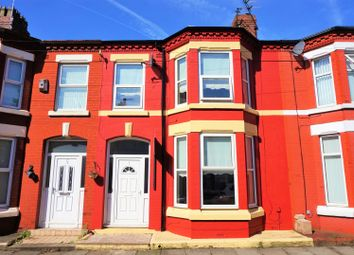 Thumbnail 3 bed terraced house for sale in Brackendale Avenue, Liverpool