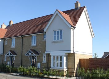 Thumbnail 2 bed semi-detached house to rent in Grange Road, Tiptree, Colchester