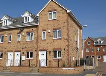 Thumbnail 4 bed town house to rent in Halfway Close, Goldthorpe, Rotherham