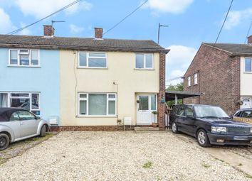 Thumbnail 3 bed semi-detached house for sale in Murcott Road, Upper Arncott