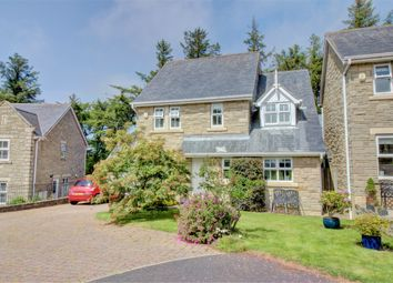 Thumbnail 4 bed detached house for sale in The Coppice, Lesbury, Alnwick
