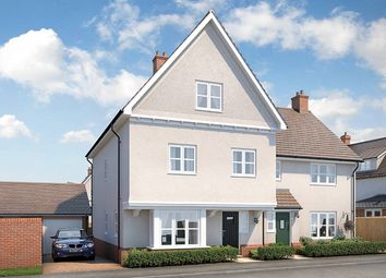 """4 bed property for sale in """"The Langford"""" at Factory Hill, Tiptree, Colchester CO5"""
