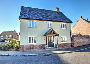 Thumbnail 4 bed detached house for sale in Royal Sovereign Crescent, Bradwell