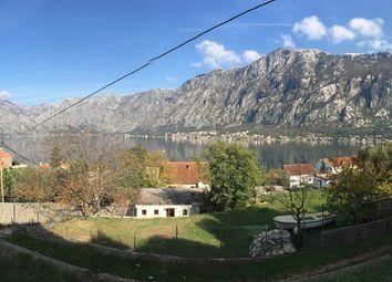 Thumbnail Land for sale in Urbanized Landplot, Prcanj, Montenegro