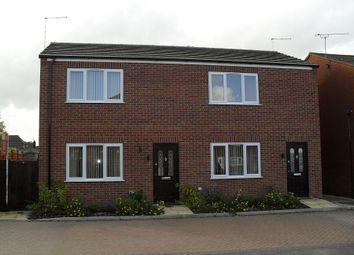 Thumbnail 2 bed semi-detached house to rent in Skeath Close, Sandbach