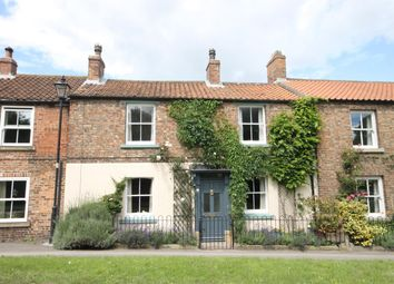 Thumbnail 2 bed cottage for sale in South View, Ainderby Steeple, Northallerton