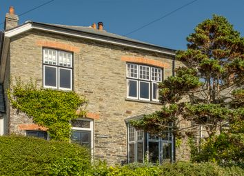 Thumbnail 5 bed terraced house for sale in Fore Street, Boscastle