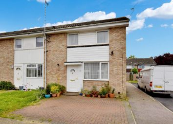 Thumbnail 2 bed end terrace house for sale in Siward Road, Witham