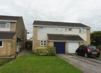 Thumbnail 3 bed semi-detached house for sale in Westwood Drive, Frome