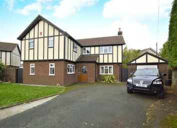 Thumbnail 4 bedroom detached house for sale in Heritage Close, Lower Burraton, Saltash, Cornwall