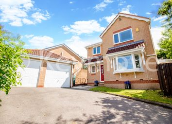 Thumbnail 4 bed detached house for sale in Long Meadows, Bradford