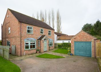 Thumbnail 4 bed detached house for sale in Gatenby Garth, Easingwold, York
