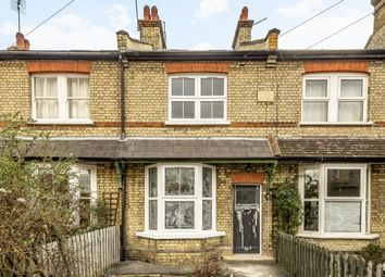 Thumbnail 4 bedroom terraced house to rent in Victoria Road, Barnet