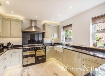 4 bed detached house for sale in Corner Lane, Horsford, Norwich NR10