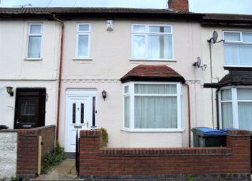 Thumbnail 4 bed terraced house to rent in Harris Road, 45, West Midlands