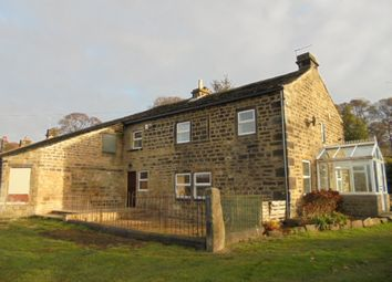 Thumbnail 4 bed farmhouse to rent in Woodbottom Farm House, Rawdon, Leeds