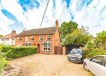 Sandy Lane, Church Crookham, Fleet GU52. 3 bed semi-detached house