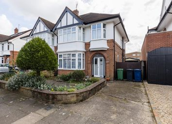 Thumbnail 3 bed semi-detached house for sale in Delamere Road, Ealing